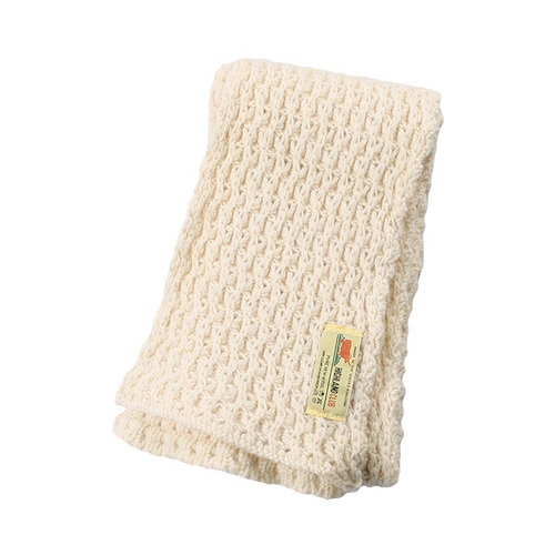HIGHLAND CLUB Hand Frame Wool Muffler