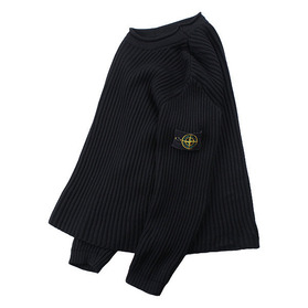 STONE ISLAND Pure Virgin Wool Sweater