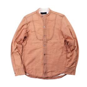 INFLUENCE Gauze Cotton Shirt