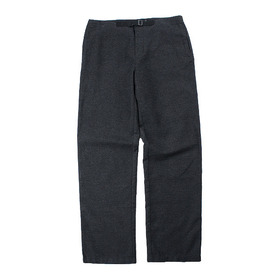 CLUB MONACO Flannel Wide Pants