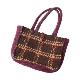 JOHN BRANIGAN WEAVERS Knit Tote