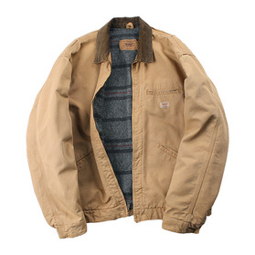 LEVI'S Blanket Linned Canvas Jacket