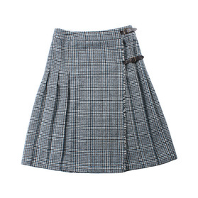 UNITED ARROWS 'PINK LABEL' Tweed Skirt
