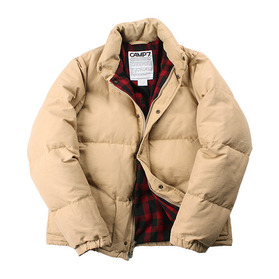 CAMP7 Down Paddig Jacket