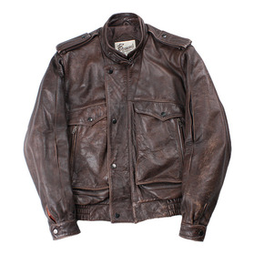 BERMAN'S Leather Expert A-2 Jacket