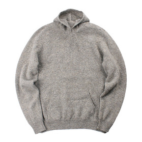 SILAS Hooded Knit