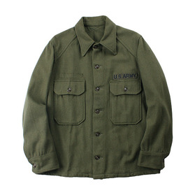 Original US.ARMY 'OG 108' Wool Field Shirts