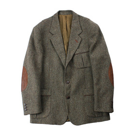 PARK POINT Tweed Jacket