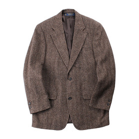BROOKS BROTHERS 'Pure Scottish Shetland Wool'