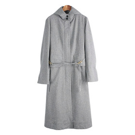 SOLO/PLUS by YURIE NITANI CashmereBlend Coat