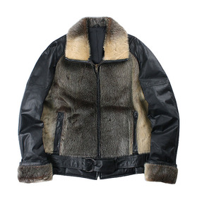 UNBORN CARF GRIZZLY JACKET