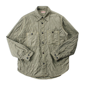 BARTACK Quilted Shirt