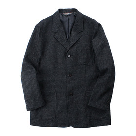 EDDIE BAUER Tweed Jacket(Wool+Mohair)