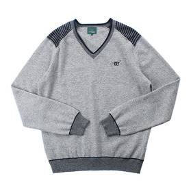 HENRY COTTON'S CashmereBlend Knit
