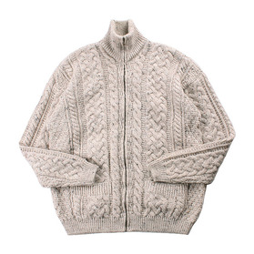 CARRAIG DONN Aran Sweater