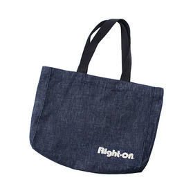 RIGHT-ON Denim Tote