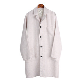 CEPO Pure Linen Coat