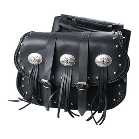 WILLIE&MAX 'Warrior Saddle Bag'