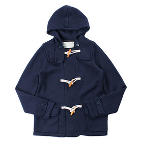 BEAMS BOY Knit Duffle Coat