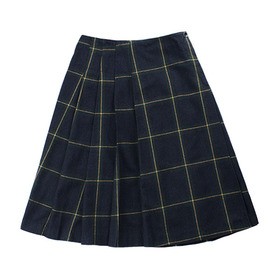 45rpm Wool Skirt