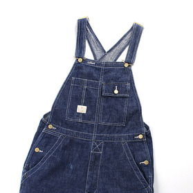 LEVI'S 'WORKERS' Denim Overall