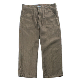PLANTATION Pure Linen Pants