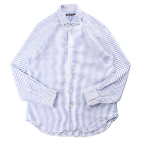 TOPVALU 'SELECT' French Linen Shirt
