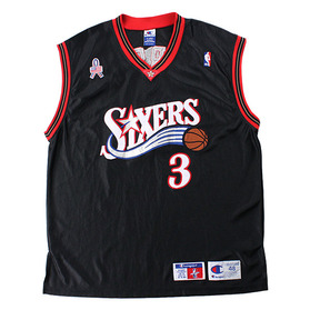 CHAMPION 'ALLEN IVERSON' Authentic Jersey