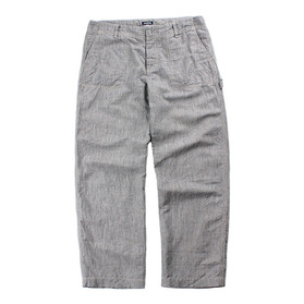 JOURNAL STANDARD Linen Blend Carpenter Pants