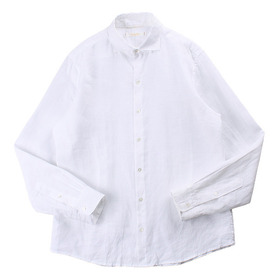417 by EDIFICE French Linen Shirt