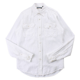 THEORY Pure Linen Shirt