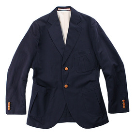 HAVERSACK 'ATTIRE' Linen Blend Jacket