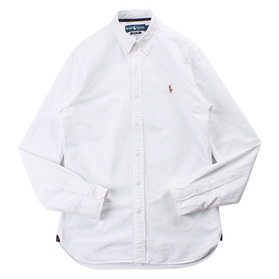 RALPH LAUREN Oxford B.D Shirt