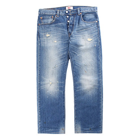 LEVI'S 501 'Straight Leg Button-Fly'