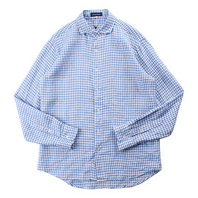 ANTIQULOTHES Pure Linen Shirt(NEW)