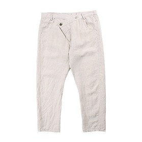 niko and Pure Linen Pants