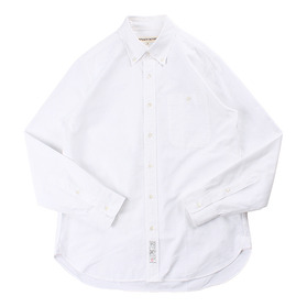 RUGGED FACTORY 'Selvedge Oxford' Shirt