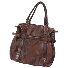 genten Leather Tote