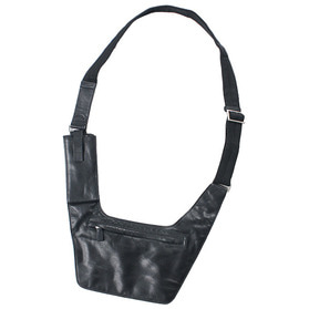 LEONHARD HEYDEN Leather Massenger Bag