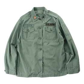 60's Vintage 'OG107' US ARMY Shirt