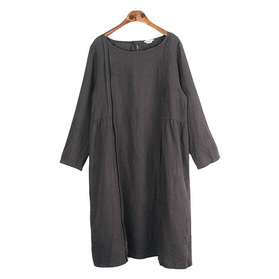 SAMANSA MOS2 Pure Linen One-Piece