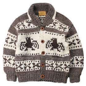 Original Cowichan Sweater