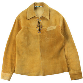 60's TREGO'S WESTWEAR Suede Pullover